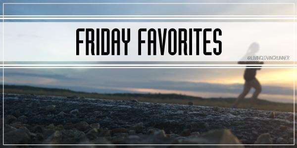 FridayFive1-livinglovingrunner052716