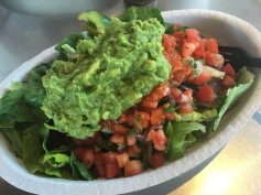 chipotle on point!