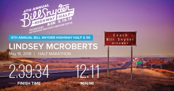 BillSnyderHighwayHalf-Results